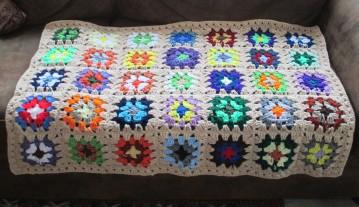 ashley's blanket